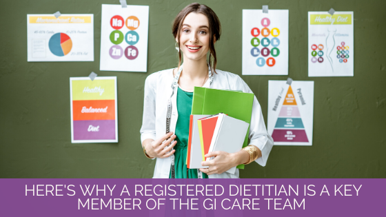 Dear GI Doctors, Please Send Your Patients To A Registered Dietitian