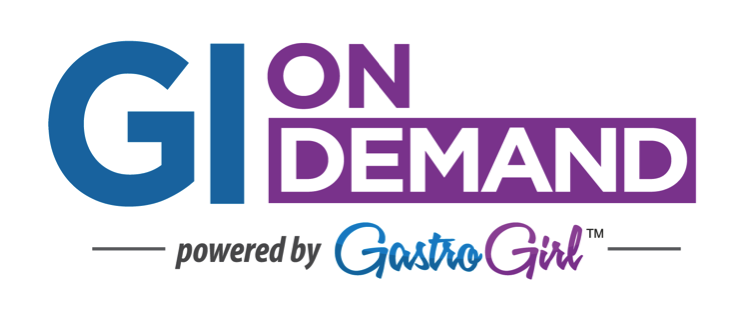 GI on demand powered by Gastro Girl